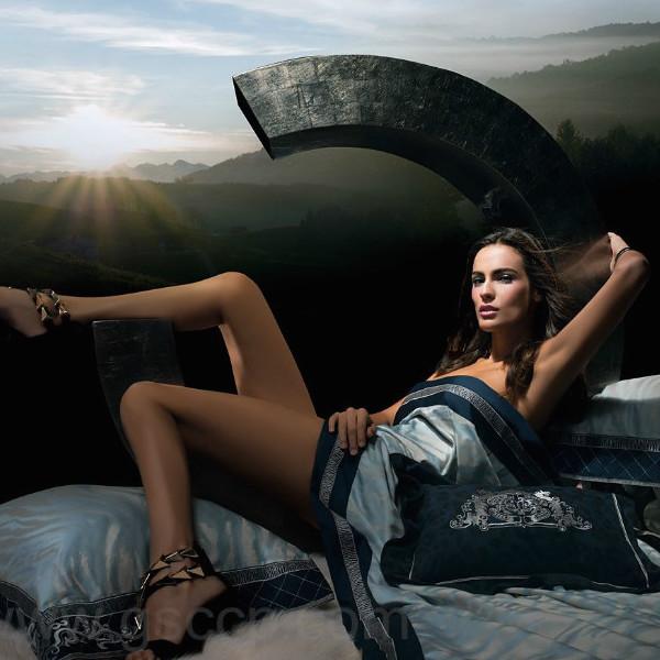 商业时装广告摄影揭秘与花絮 摄影棚灯光